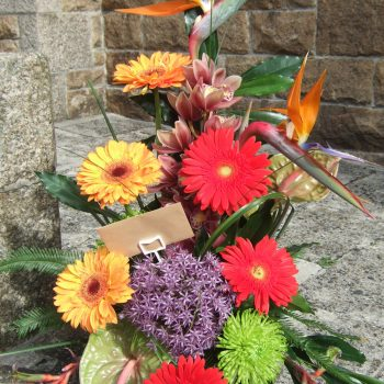 Business Flowers - Wheal Sara Flowers - St.Ives, Cornwall