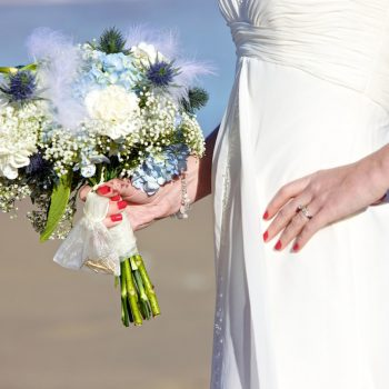 Wedding Flowers - Wheal Sara Flowers - Cornwall