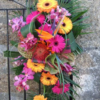 Wedding Flowers - Wheal Sara Flowers - St.Ives, Cornwall